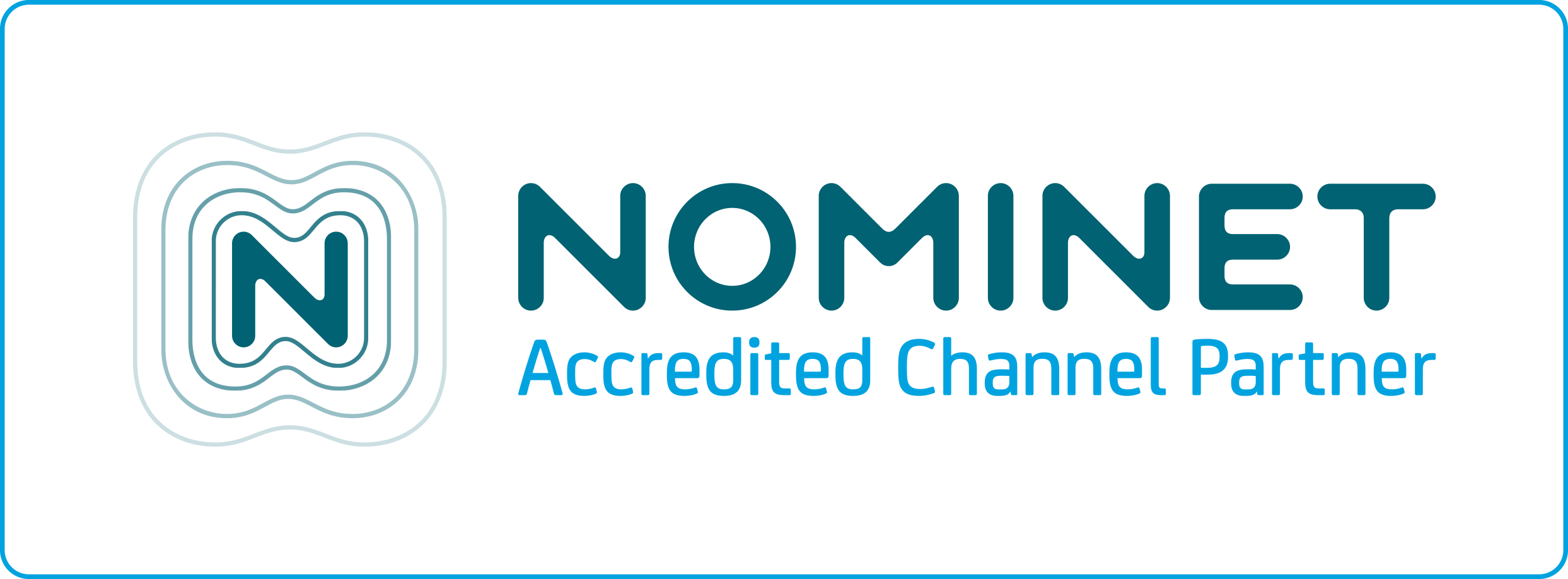 Nominet Accredited Channel Partner